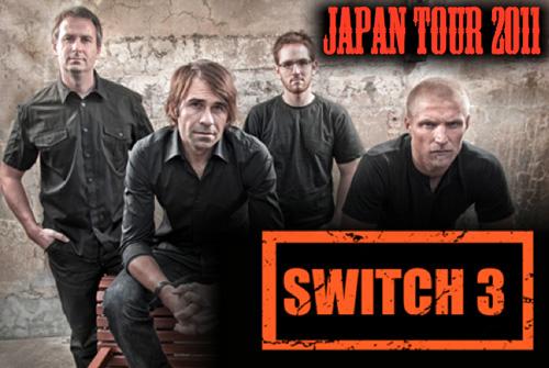 Switch 3 ジャパンツアー 2011