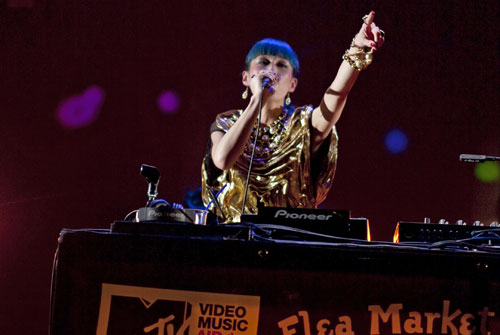MTV VMAJ 2011 アフターパーティー