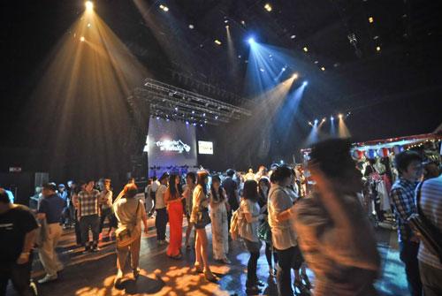 MTV VMAJ フリーマーケットfor東北